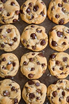Gluten-Free Chocolate Chip Cookies {The BEST!} | Cooking Classy