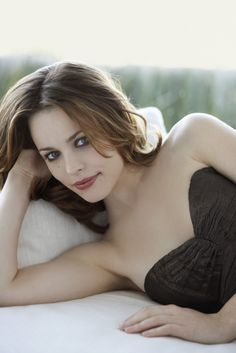 Rachel McAdams. I seriously think she's one of the most beautiful women in world!