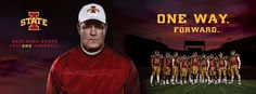 Football is right around the corner. Go Cyclones!