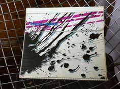 SOLD! Vintage Trapper Keeper Designer Series Paint Splatter. $40.00, via Etsy. #trapperkeeper