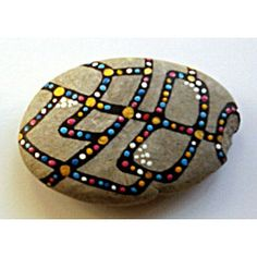 Hungary hand painted rocks