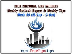 Mcx Natural Gas Weekly Outlook & Weekly Tips - Week 40 @ http://mcx.freetips.tips/mcx-india-commodity-market-news/mcx-natural-gas-weekly-outlook-report-natural-gas-weekly-tips-week-40-28-sep-2-oct