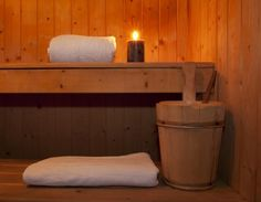 Pure Relaxation Cedar Steam Room - Homeclick Community