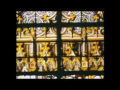David Macaulay's Cathedral -- clip on how glass is made