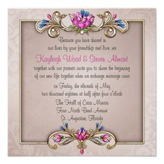 1000+ images about Quinceanera invitation on Pinterest | Quinceanera invitations, Quince ...