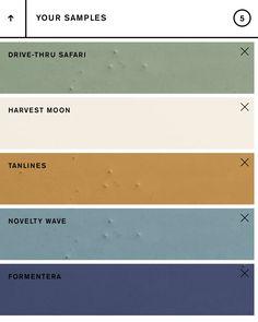 Farmhouse Paint Colors Ideas – My Life Spot Paint Color Palettes, Colour Pallette, Farmhouse Paint Colors, Collor, Bedroom Paint Colors, Kitchen Colors, Exterior Paint, House Colors, Color Inspiration