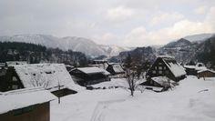 snowy village@Shirakawago