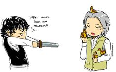 Will Herondale and Jem Carstairs :)