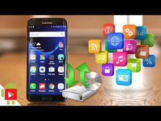 Recuperar TODOS LOS ARCHIVOS de tu Android - YouTube