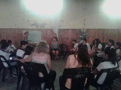 Tren de Desarrollo Social y Sanitario Eva Peron en Apolinario Saravia