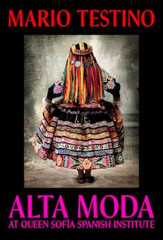 Alta Moda by Mario Testino / The English Room Blog