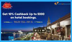 Get #Flat 10% #Cashback on #Hotel #Booking #cashonbuy #cashback #comparison #discount #price_comparison #shopping #lifestyle #likeforlike #cool #likeus