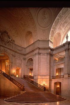 San Francisco City Hall / Heller Manus Architects (Photo: Jay Graham) #historic