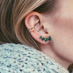 Jacquie Aiche #piercings #earpiercings
