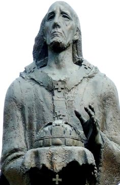 Saint Astricus pray for us and Hungary.  Feast day November 12.