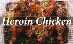 Would it be bragging to say that I am fairly famous among my circle of friends for this amazing chicken? Would it be over the top to say that at least two vegetarians (ladies, you know who you are!) have ignored the tofu I had diligently fixed them when they saw this chicken presented to …