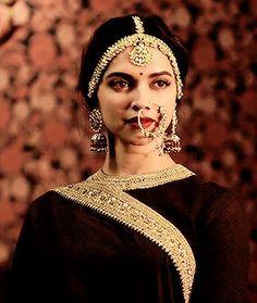 """""""Deepika Padukone in Sabyasachi Mukherjee for Nilaya """""""