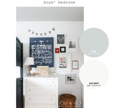 room makeover for kids boys room makeover: gallery wall--love the artwork choices! {Jones Design Co. Kids Bedroom, Bedroom Decor, Bedroom Ideas, Bedroom Designs, Jones Design Company, New Room, Child's Room, Kid Spaces, Interiores Design