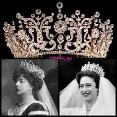 Royal Crown Jewels, Royal Crowns, Royal Tiaras, Royal Jewelry, Tiaras And Crowns, Royal Brides, Royal Weddings, Crown Princess Victoria, Royal Princess
