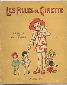 Illustrations Mad Hermet, Hachette, circa 1930.