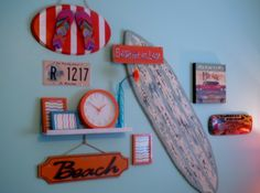 beach themed bedrooms teenage girls | Beach Theme room for under $500!