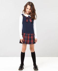 Diy baby girl dress life Ideas for 2019 Girls Dresses Sewing, Cute Girl Dresses, Little Girl Dresses, School Girl Dress, School Dresses, School Uniform Fashion, School Uniform Girls, Toddler Fashion, Kids Fashion