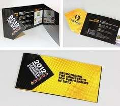 Civil Contractors Federation | Corporate Event Branding | Invitation | Tinker Creative