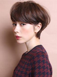 大人なフレンチ風ショート 【CIRCUS by BEAUTRIUM】 http://beautynavi.woman.excite.co.jp/salon/20978?pint ≪ #shorthair #shortstyle #shorthairstyle #hairstyle・ショート・ヘアスタイル・髪形・髪型≫