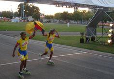 Colombia, campeón anticipado del Mundial de Patinaje