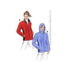 Kwik Sew 3297 Misses Jackets sewing pattern Kwik Sew Patterns, Simplicity Sewing Patterns, Clothing Patterns, Dress Making Patterns, Jacket Pattern, Outerwear Jackets, Jackets For Women, Ladies Jackets, Clothes