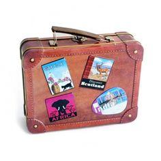 Pack deinen Koffer....aber mit Plätzchen und Süßigkeiten!