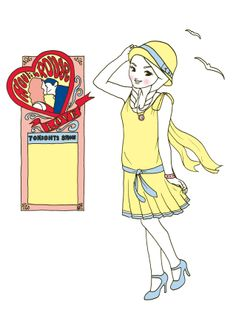 Anna Lou - 20's dress