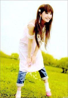 Rainie Yang :)