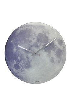 Glow Moon Clock