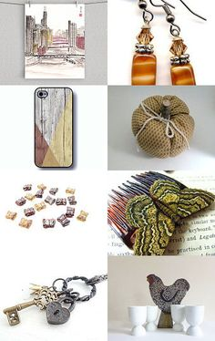 It's Autumn In Chicago  by Robin on Etsy--Pinned with TreasuryPin.com