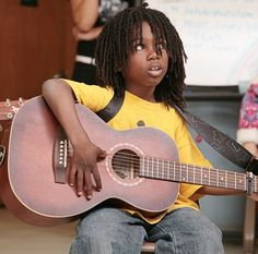 $10 introduces 20 children to making music! - Infuse Learning with Music in Pre-K-8 Classrooms!