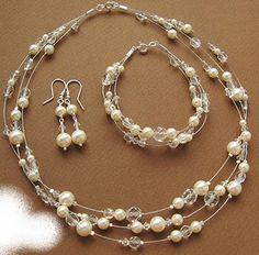 perły i kryształy