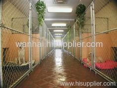mesh chain link fence hole 25mm 50mm wire fabric 12 1 2 gauge 6 w x 8 ...