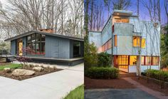 Which Costs More? Mid-Century Ranch vs. Bauhaus Fixer Upper