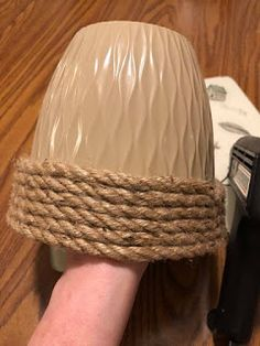 I have always wanted to buy a Bee Skep for decorating the inside of my home and my garden but if you are like me and have searched for them too you would see just how expensive they are, how hard they are to find, and how quickly they sell out when Dollar Tree Decor, Dollar Tree Store, Dollar Tree Crafts, Dollar Stores, Dollar Dollar, Tree Bees, Bee Skep, Bee Hives, Small Flower Pots
