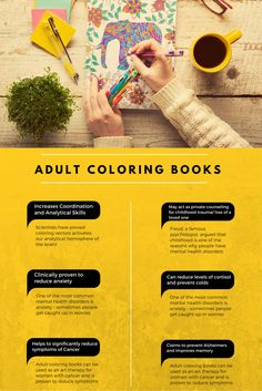 THIS is why Adult Coloring Book is good for you!    Learn more on how Adult Coloring Books work and why this is so popular!