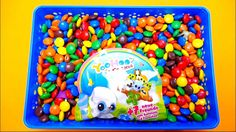 YooHoo & Friends Blind Bag & M&M's Hide & Surprise Game - Donald Duck, T...