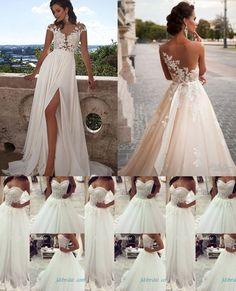 Najpiękniejsze!♥ Te suknie ślubne są oszałamiające! W nich można brać ślub:)