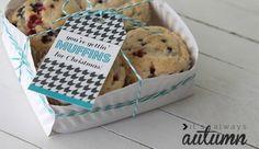 DIY cupcake box idea