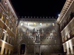 Palazzo Salimbeni (HQ Banca Monte di Paschi di Siena); Siena