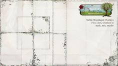 Subtle Woodlands Overlay set