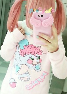 ♡ ♥ ロリータ, Deco Lolita, Loli, Fairy Kei, Pastel, Kawaii Fashion, Cute, Sweet Lolita, Pop Kei ♥ ♡