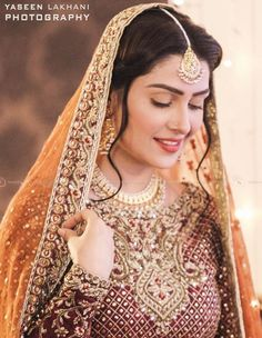 Ayeza Khan in Meray Paas Tum Ho,ary paas tum ho last episode full - Desi Juta Pakistani Girl, Pakistani Bridal Dresses, Pakistani Actress, Pakistani Outfits, Indian Dresses, Ayeza Khan, Pakistan Wedding, Mehndi Dress, Bridal Makeup