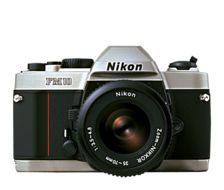 This looks like the camera my Dad used to have which makes me happy.  Nikon Df D-SLR Camera | Classic Nikon SLR Styling, Modern Digital SLR Features Inside