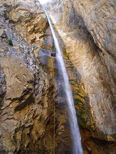 Canyoning - Caving: Φαράγγι Γοργοπόταμου (Δύρα), Οίτη